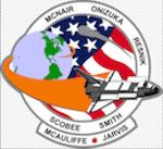 Challenger Crew Icon