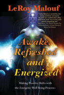 AWake Refreshed and Energized book cover