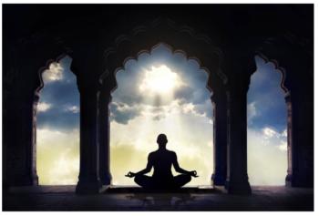 meditate-in-sun