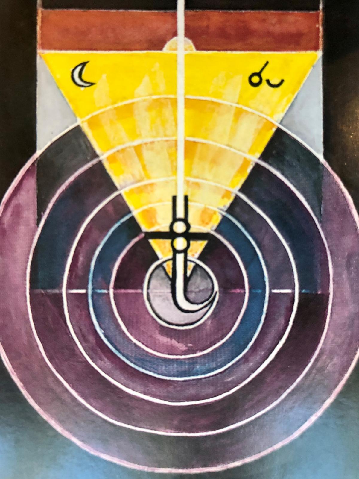 Mystery Tarot Card